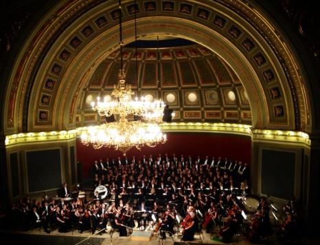 Konserten i Uppsala Universitets aula
