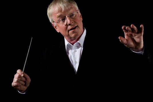 Robert Sund, kördirigent. Foto: Nils Nordling